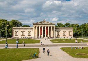 Ferien Kurzurlaub Museum München